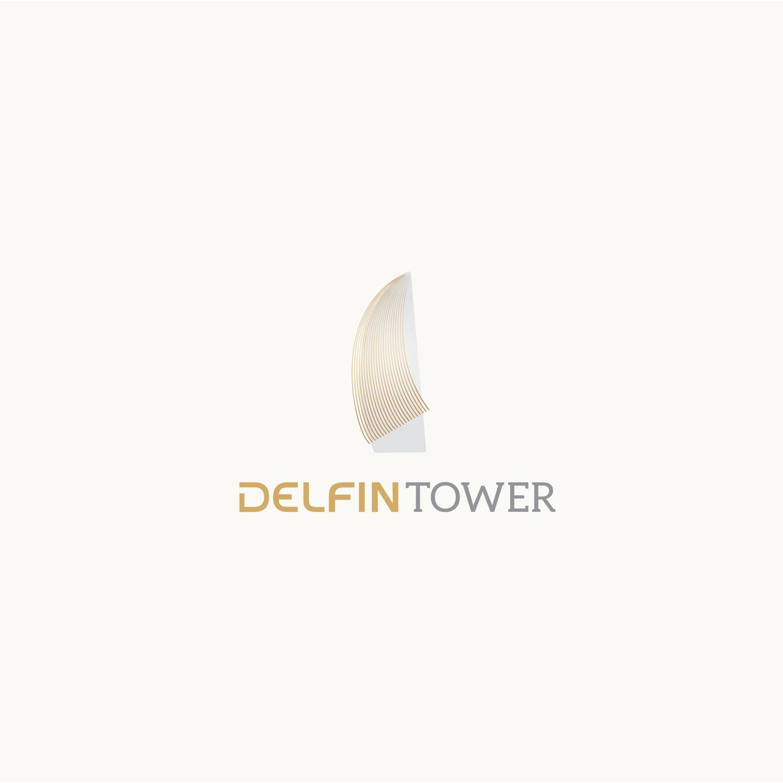 giset design delfin tower logo