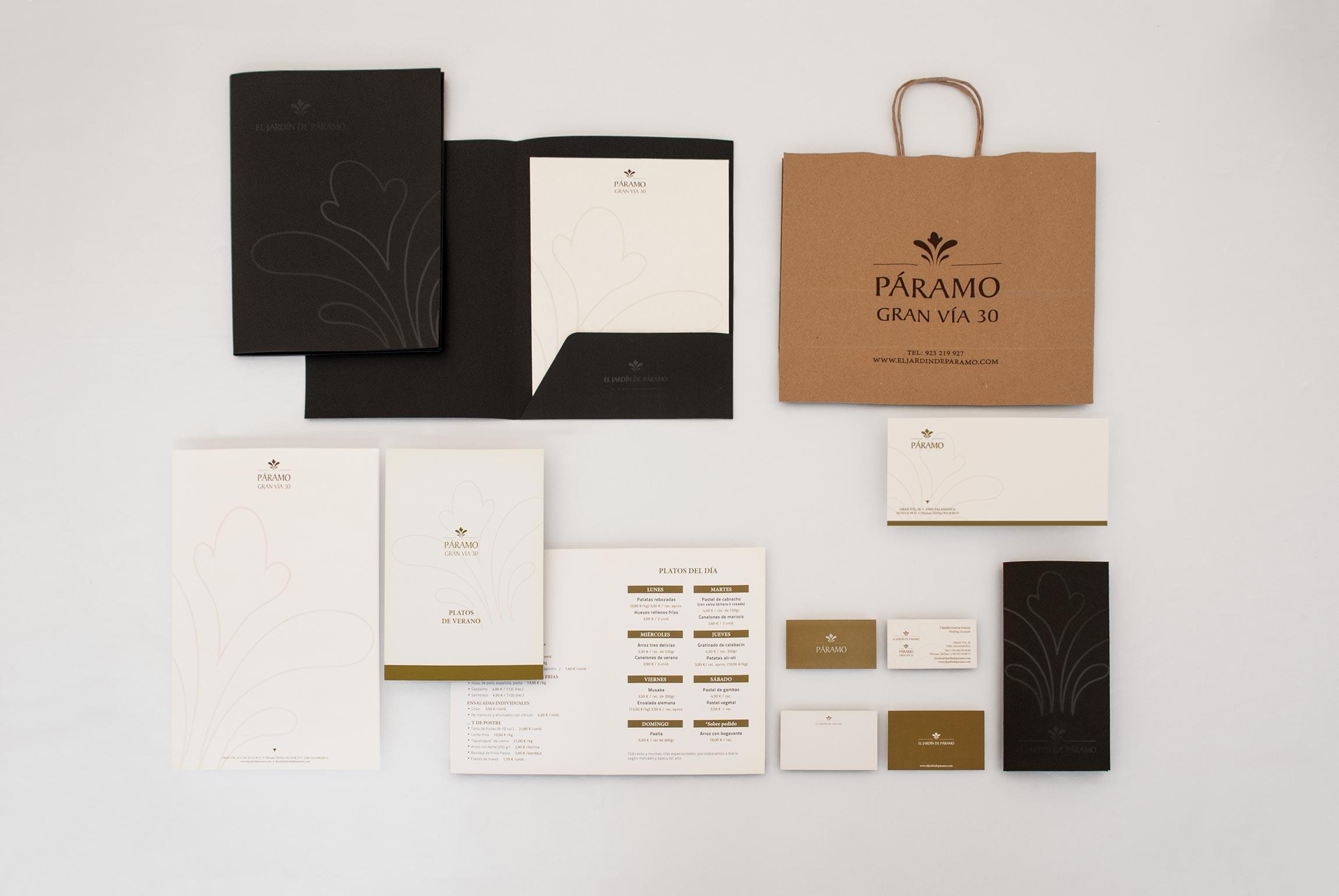 giset design paramo identidad corporativa