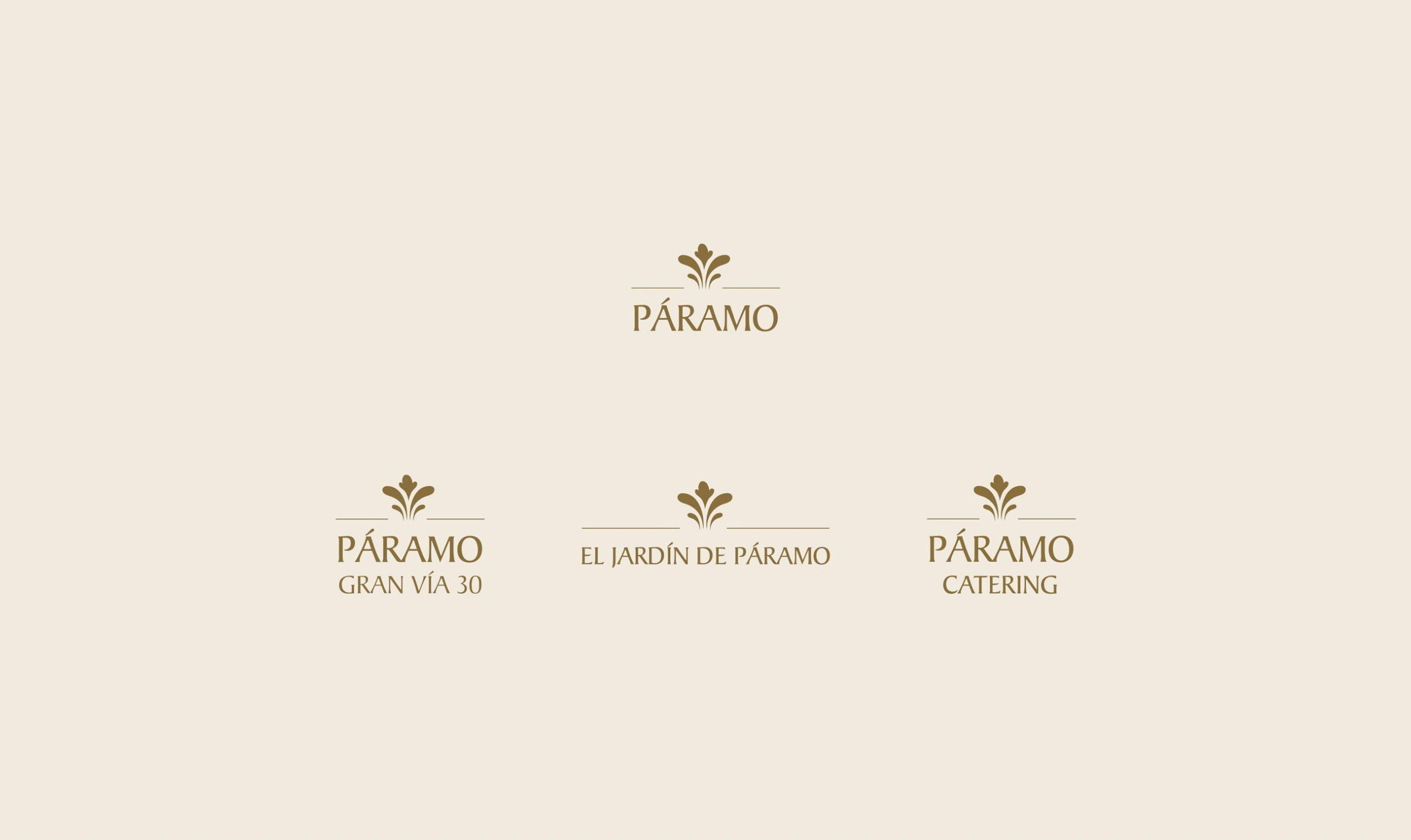 giset design paramo logos restyling