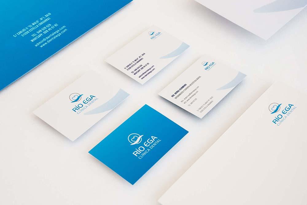 proyecto giset design rio ega logo identidad corporativa rebranding