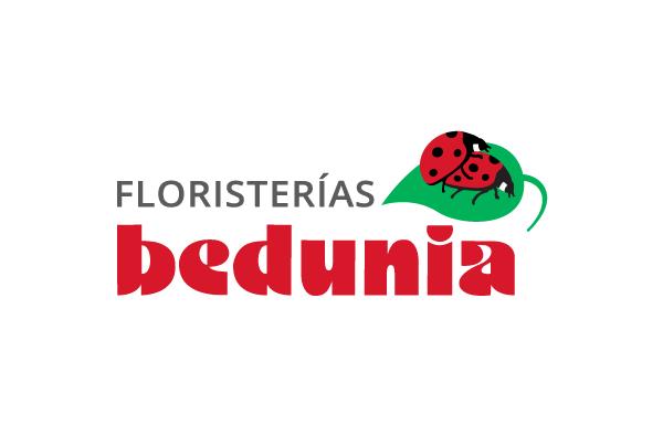 logo cliente floristerias bedunia